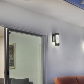 Maxim Aluminum Shade New Age LED 1-light Outdoor Wall Mount