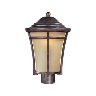Maxim Copper Copper Shade Balboa 1-light Outdoor Pole/Post Mount