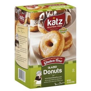 Katz Gluten-free Glazed Donuts (2 Pack)