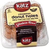 Katz Gluten-free Cinnamon Donut Holes (2 Pack)