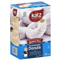 Katz Gluten-free Powdered Donuts (2 Pack)