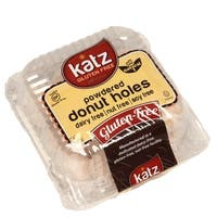 Katz Gluten-free Powdered Donut Holes (2 Pack)