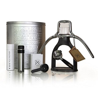Rok Espresso Maker in Black