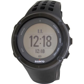 Suunto Men's Ambit2 SS019561000 Digital Rubber Quartz Watch