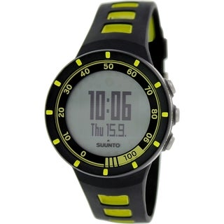 Suunto Men's Quest SS018716000 Black Plastic Quartz Watch