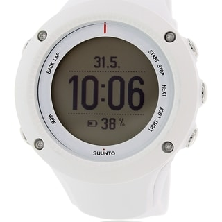 Suunto Men's Ambit2 R with HR Belt SS020658000 White Watch