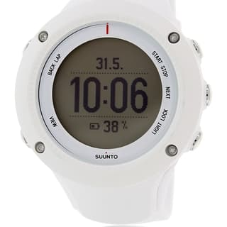Suunto Men's Ambit2 R with HR Belt SS020658000 White Watch|https://ak1.ostkcdn.com/images/products/9957704/P17110890.jpg?impolicy=medium