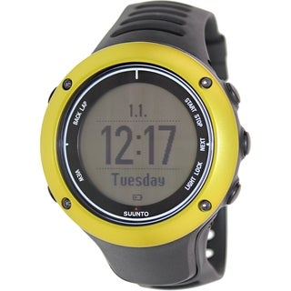Suunto Men's Ambit2 SS020134000 Digital Rubber Quartz Watch