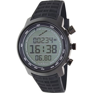 Suunto Men's Elementum Terra SS018732000 Digital Rubber Quartz Watch