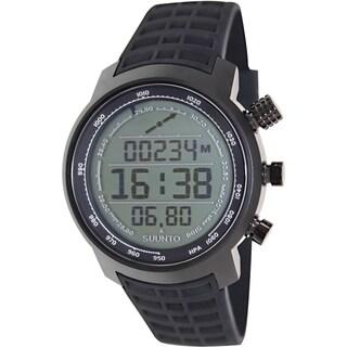 Suunto Men's Elementum Terra SS018732000 Digital Rubber Quartz Watch
