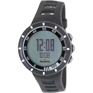 Suunto Men's Quest SS018156000 Digital Rubber Quartz Watch