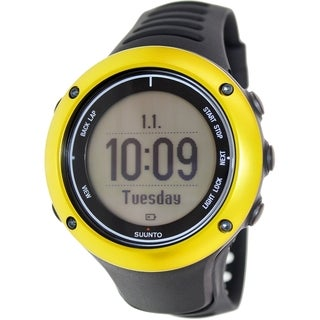 Suunto Men's Ambit2 SS020133000 Digital Resin Quartz Watch