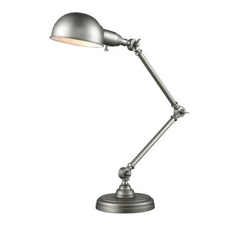 Z-Lite Stuart 1-Light Adjustable Table Lamp