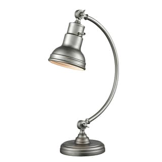 Z-Lite Ramsay 1-Light Adjustable Table Lamp