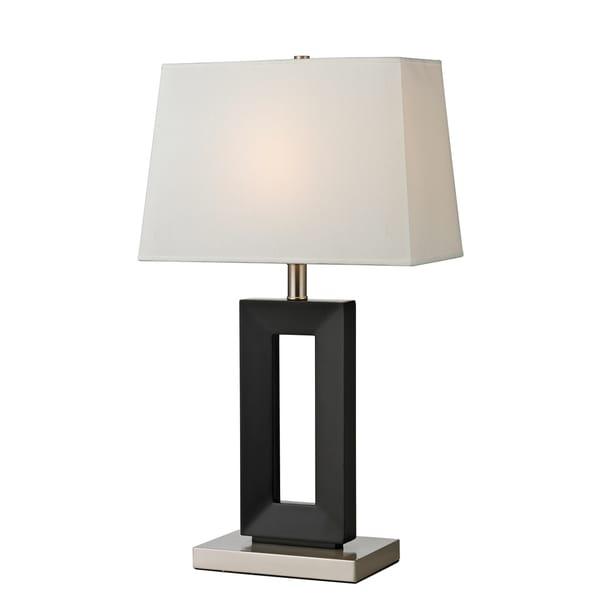 Avery Home Lighting 1-light Black Table Lamp
