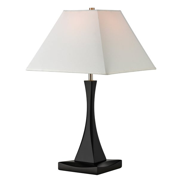 Avery Home Lighting 1-Light Black Table Lamp