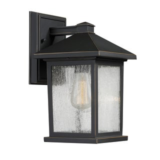 Z-Lite Portland 1-Light Outdoor Wall Light