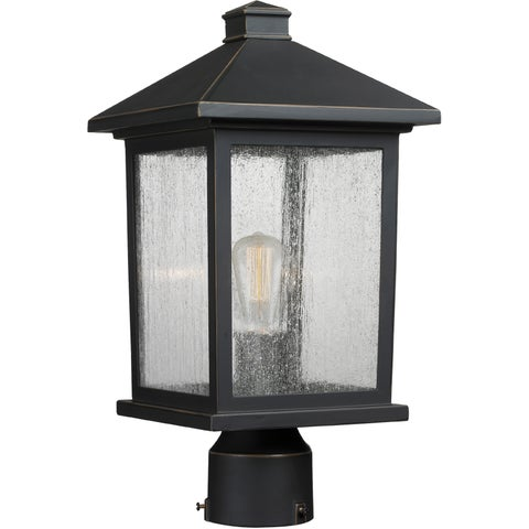 Avery Home Lighting Portland 1-Light Post Mount