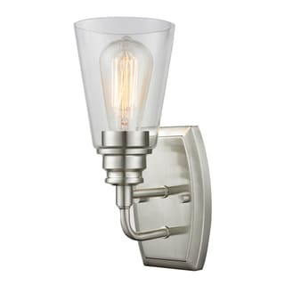 Z-Lite Annora 1-light Clear Wall Sconce