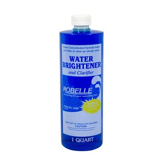Robelle Water Brightener and Clarifier