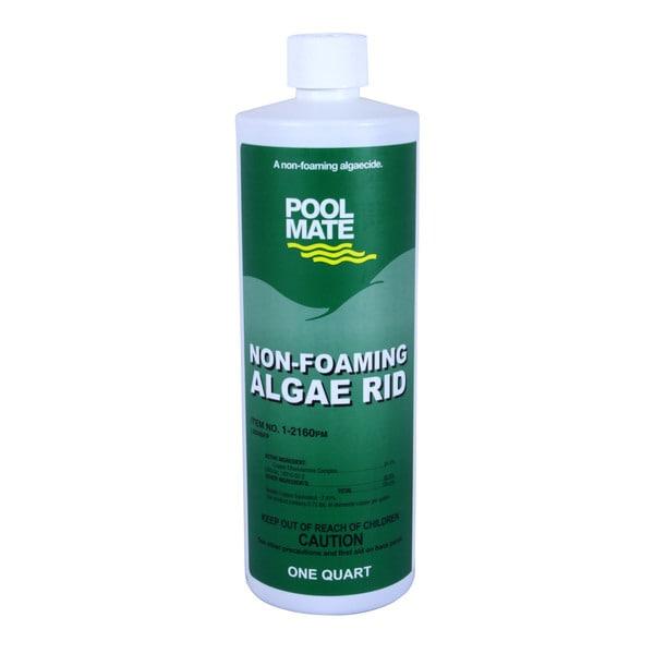 Pool Mate Non-Foaming Algae Rid