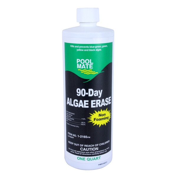 Pool Mate 90-day Algae Erase