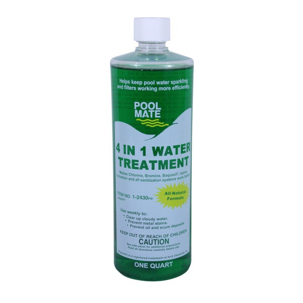Pool Mate 4-in-1 Water Treatment