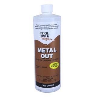 Pool Mate Metal Out