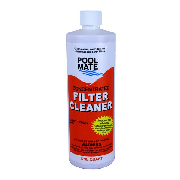 Pool Mate Concentrated Filter Cleaner