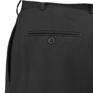 Winthrop & Church Men's Pleated Front Dress Pants