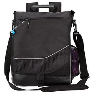 Goodhopebags Two Way Computer Messenger Bag