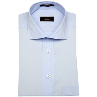 Alara Blue Royal Poplin Mens Dress Shirt