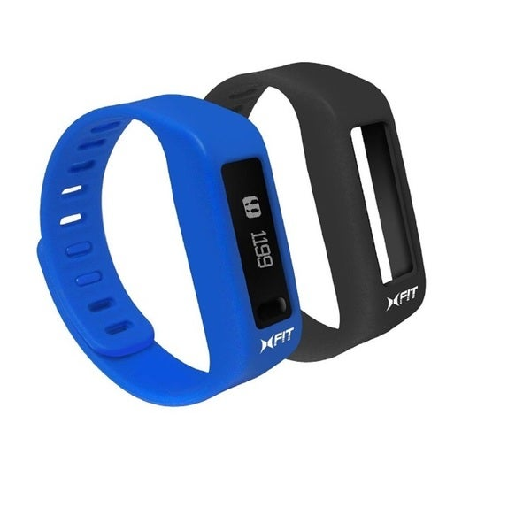 Rebelite XFIT Bluetooth Fitness Tracker Watch with Extra ...
