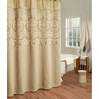 Austin Horn Classics Angelina Shower Curtain