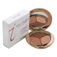 Jane Iredale Triple Eye Shadow Triple Cognac
