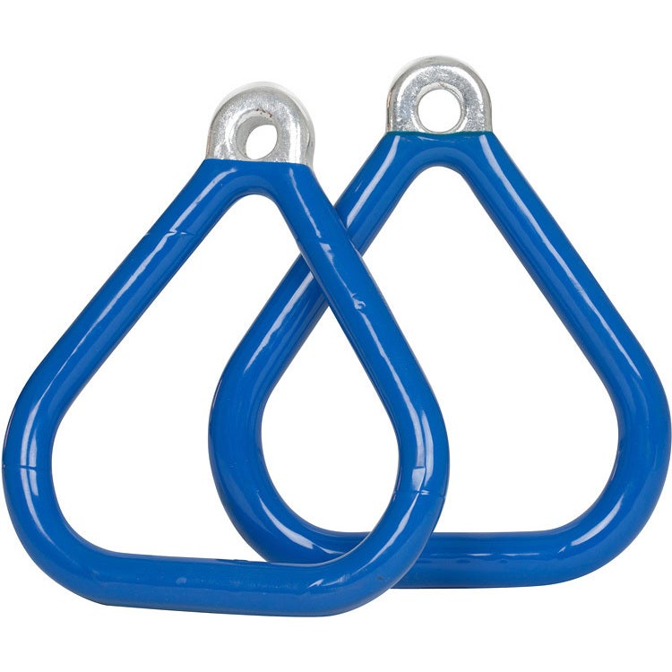 Swing Set Stuff Commercial Coated Triangle Trapeze Rings ...