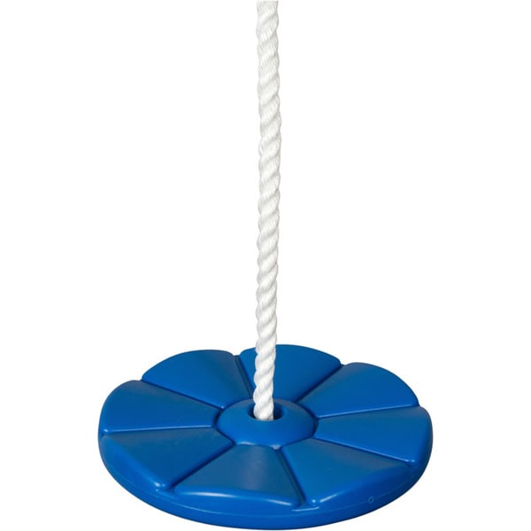 Shop Swing Set Stuff Daisy Disc Swing Seat With Rope