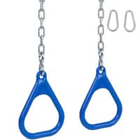 Swing Set Stuff Trapeze Rings with Chains