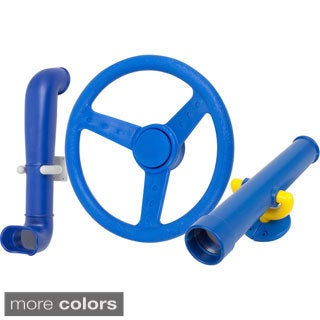 Swing Set Stuff Periscope, Telescope, and Steering Wheel Kit