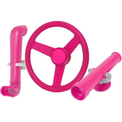 Swing Set Stuff Periscope, Telescope, and Steering Wheel Kit