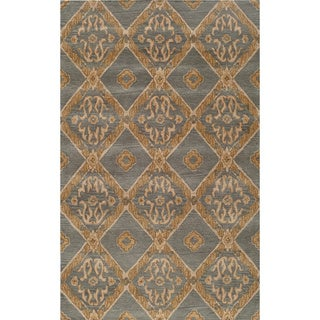 Global Holden Hand-tufted Wool Area Rug (5' x 8')