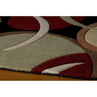 Momeni Elements  NZ Wool Rug (5' X 8')