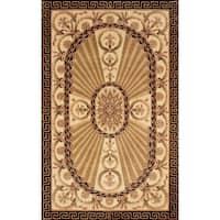 Momeni Harmony Hand-Tufted Wool Rug (5' x 8') - 5' x 8'
