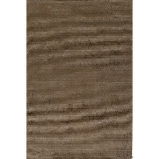 Urbane Wool Hand-Tufted Area Rug (5' x 8')