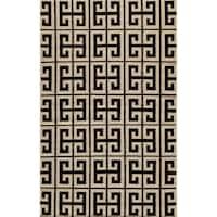 Momeni Laguna  Hand-Woven Wool Rug (5' X 8') - 5' x 8'