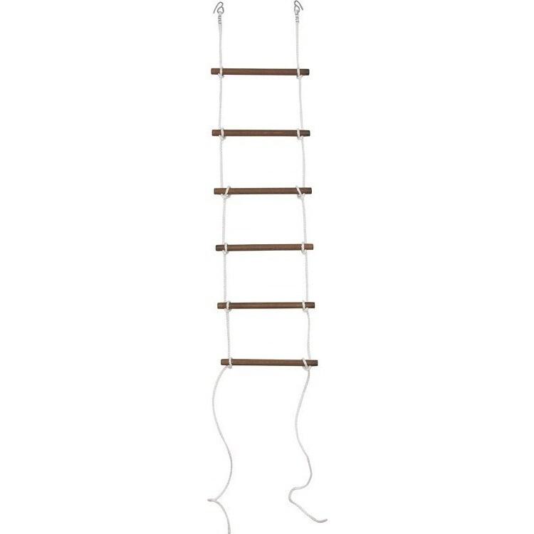 "Swing Set Stuff 18-inch Rope Ladder (18""), Brown"