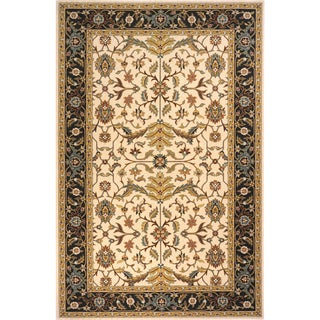 Royal Persian Hand-finished New Zealand Wool Rug (5' x 8')