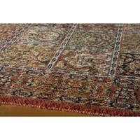 Momeni Persian Garden Multicolor NZ Wool Rug - 5' x 8'