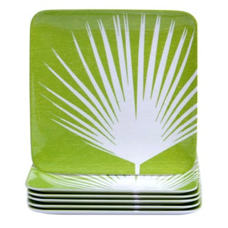 Certified International Paradise 8.5-inch Salad/ Dessert Plates (Set of 6)