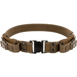 Loaded Gear CX 600 Tactical Belt Dark Earth